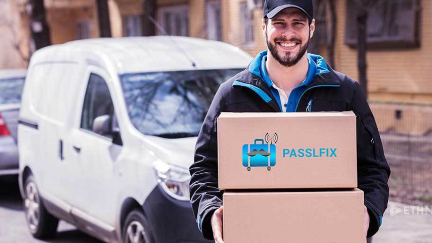 Peer-To-Peer Parcel Delivery On The Ethereum Blockchain